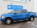 Used 2010 Ford F-150 FX4 4x4 SuperCrew Cab 5.5 ft. box 145 in. WB for sale in Edmonton, AB
