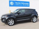 Used 2014 Land Rover Evoque PURE LOCAL ONE OWNER for sale in Edmonton, AB