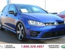 Used 2016 Volkswagen Golf R 2.0 TSI - Local One Owner Trade In | No Accidents | Entire Front End Wrapped in 3M | Radar Cruise Control | Lane Assist | Navigation | Parking Sensors | Back Up Camera | Leather Heated Seats | Remote Starter | 2 Sets of Tires | Dual Zone Climate Control for sale in Edmonton, AB