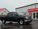 Used 2012 GMC Sierra 1500 SL 4x4 Crew Cab 5.75 ft. box 143.5 in. WB for sale in Brantford, ON