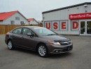 Used 2012 Honda Civic EX 4dr Sedan for sale in Brantford, ON