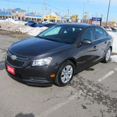 Used 2014 Chevrolet Cruze LT for sale in Niagara Falls, ON