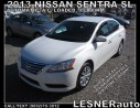 Used 2013 Nissan Sentra SL -AUTO A/C LOADED- 95,KM-  LESNERdirect for sale in Hamilton, ON