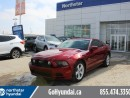Used 2014 Ford Mustang GT Coupe Leather Manual for sale in Edmonton, AB