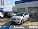 Used 2016 Hyundai Accent SE for sale in Edmonton, AB