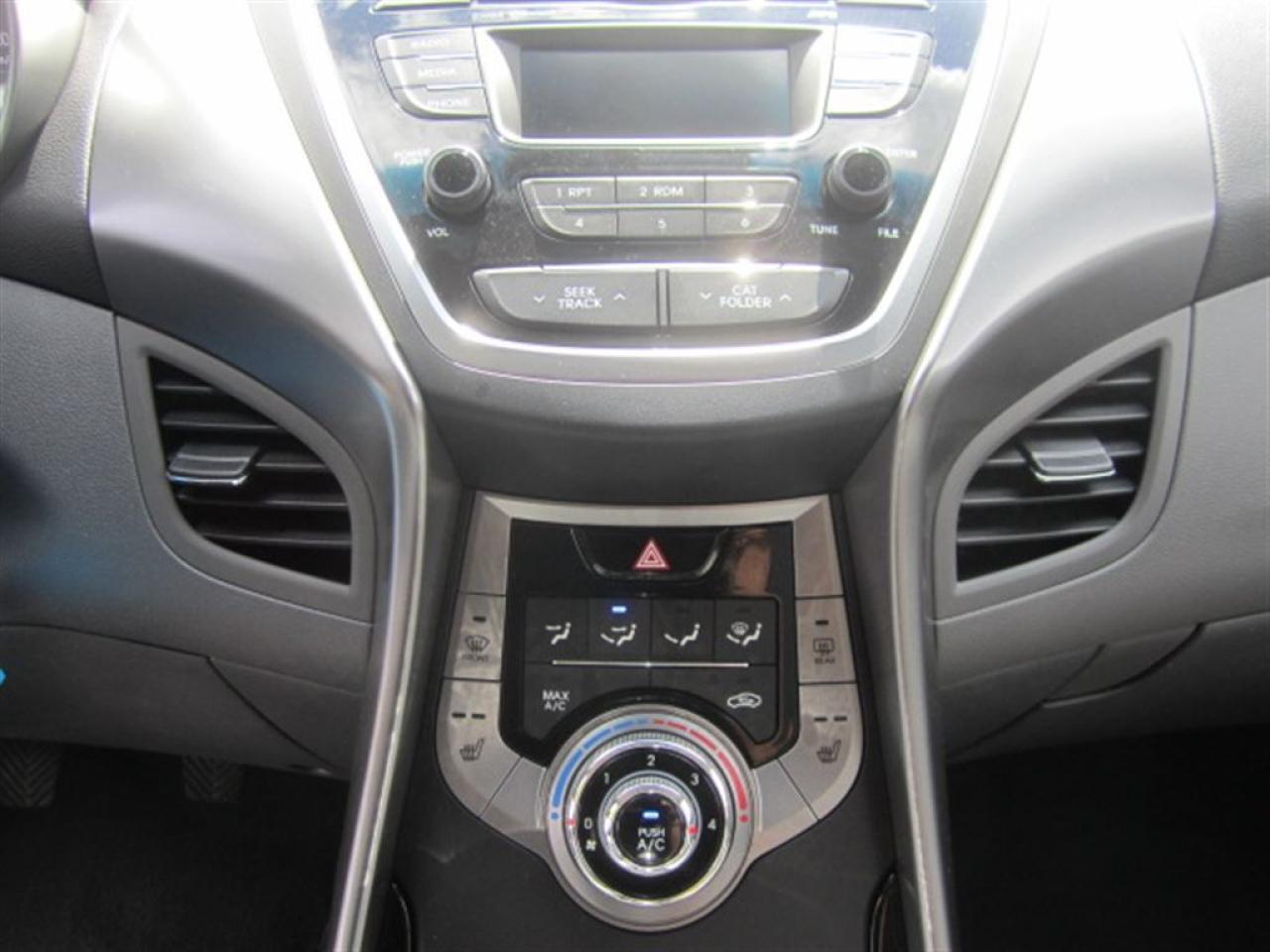 2013 Hyundai Elantra GLS-SUNROOF-ALLOYS-SUPER CLEAN