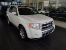 Used 2011 Ford Escape Limited for sale in Edmonton, AB