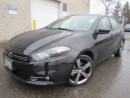 Used 2015 Dodge Dart GT-Navigation-Sunroof-Like NEW for sale in Mississauga, ON