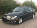 Used 2012 Mercedes-Benz C-Class C300 4Matic AMG PKG/NAV/BACK UP CAM *ACCIDENT FREE for sale in Brampton, ON