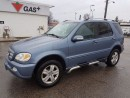 Used 2005 Mercedes-Benz ML 350 3.7L Elegance for sale in Scarborough, ON
