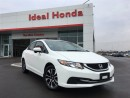 Used 2015 Honda Civic Sedan EX for sale in Mississauga, ON