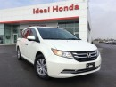 Used 2016 Honda Odyssey EX-L for sale in Mississauga, ON