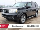 Used 2015 Honda Pilot EX-L w/RES (Rear Entertainment System) for sale in Edmonton, AB