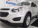 Used 2017 Chevrolet Equinox LS -AWD with tons of room for adventure for sale in Edmonton, AB