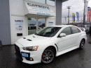 Used 2015 Mitsubishi Lancer Evolution GSR S-AWC, Like New!! for sale in Langley, BC