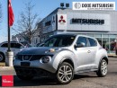 Used 2011 Nissan Juke 1.6 DIG Turbo SV FWD CVT for sale in Mississauga, ON