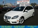 Used 2013 Mercedes-Benz B-Class B250 Prl White Camera/Leather/HtdSeats/ABS for sale in Mississauga, ON
