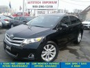 Used 2014 Toyota Venza Premium Leather/Sunroof/Camera/btooth for sale in Mississauga, ON