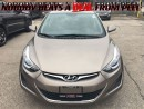 Used 2016 Hyundai Elantra L for sale in Mississauga, ON