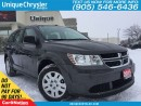 Used 2015 Dodge Journey CVP| CLEAN CARPROOF| 7-PASSENGER| LOW KM| for sale in Burlington, ON