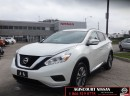 Used 2017 Nissan Murano S |FWD|Low Ks| Not a Rental|No Accidents| for sale in Scarborough, ON