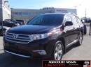 Used 2013 Toyota Highlander V6 |AWD|Leather|Sunroof| 1 Owner| for sale in Scarborough, ON
