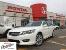 Used 2013 Honda Accord Sedan EX-L, one owner, clean carproof report for sale in Scarborough, ON
