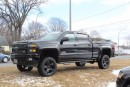 Used 2015 Chevrolet Silverado 1500 LTZ for sale in Halifax, NS