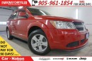 Used 2014 Dodge Journey SE PLUS| ALLOY WHEELS| DUAL CLIMATE| ROOF RACKS for sale in Mississauga, ON