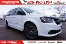 Used 2017 Dodge Grand Caravan SXT |BRAND NEW| DVD | KEYLESS ENTRY|CRUISE CONTROL for sale in Mississauga, ON