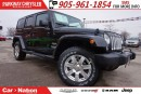 Used 2017 Jeep Wrangler Unlimited Sahara|BRAND NEW| 4X4| DUAL TOP| NAV| for sale in Mississauga, ON