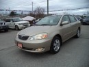 Used 2005 Toyota Corolla LE POWER WINDOWS / LOCKS LOW KMS for sale in Newmarket, ON