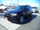 Used 2006 BMW X3 LEATHER PANAROMIC SUNROOF LOADED for sale in Newmarket, ON