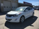 Used 2012 Hyundai Elantra Limited for sale in Picton, ON