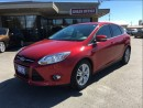 Used 2012 Ford Focus SEL $100.37 2K for sale in Picton, ON