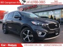 Used 2017 Kia Sorento EX TURBO | $198 BI-WEEKLY | COMAPNY  DEMO | for sale in Georgetown, ON