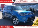 Used 2015 Kia Soul LX+ | LOW KMS | HEATED SEATS | BLUETOOTH | for sale in Georgetown, ON