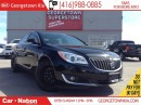 Used 2015 Buick Regal BACK UP CAM | LEATHER | 2.0L | TOUCH SCREEN | for sale in Georgetown, ON