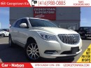 Used 2014 Buick Enclave NAVI | DUAL SUNROOF | AWD | LEATHER | BACK UP CAM for sale in Georgetown, ON