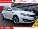 Used 2013 Kia Optima EX | DUAL SUNROOF | ONE OWNER ARRIVAL | for sale in Georgetown, ON