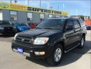 Used 2003 Toyota 4Runner LIMITED V8 for sale in Pickering, ON