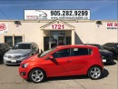 Used 2012 Chevrolet Sonic LT, Sunroof, WE APPROVE ALL CREDIT for sale in Mississauga, ON