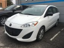 Used 2013 Mazda MAZDA5 GS AT AC CLEAN CARPROOF 6 SEATERS - TORONTO for sale in North York, ON