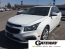 Used 2015 Chevrolet Cruze 1LT|REAR CAMERA|REMOTE STARIER|MY LINK| for sale in Brampton, ON