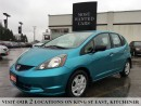 Used 2013 Honda Fit DX-A | AIR | NO ACCIDENTS for sale in Kitchener, ON