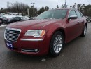 Used 2012 Chrysler 300 Limited - Dual Pane Sunroof - Loaded for sale in Norwood, ON