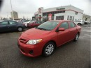Used 2013 Toyota Corolla CE (A4) Convenience Package for sale in Etobicoke, ON