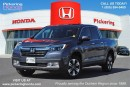 Used 2017 Honda Ridgeline Touring | LEATHER | NAVI | TRUNK SPEAKERS for sale in Pickering, ON