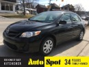 Used 2013 Toyota Corolla CE/LOW, LOW KMS!/PRICED FOR A QUICK SALE ! for sale in Kitchener, ON