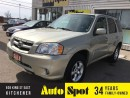 Used 2005 Mazda Tribute GX/LOW, LOW KMS/LEATHER MOONROOF! for sale in Kitchener, ON